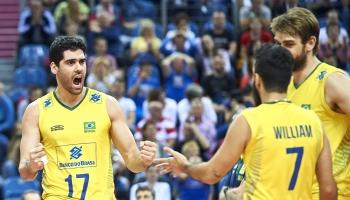 Rio 2016, pallavolo maschile: Brasile-Russia per un posto in finale