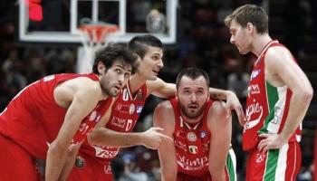 Eurolega: Olimpia, vincere con Kazan per evitare l'ultimo posto