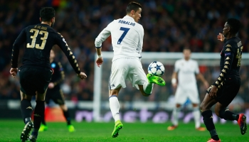 Real-Bayern è anche Ronaldo contro Lewandowski, chiamato al riscatto