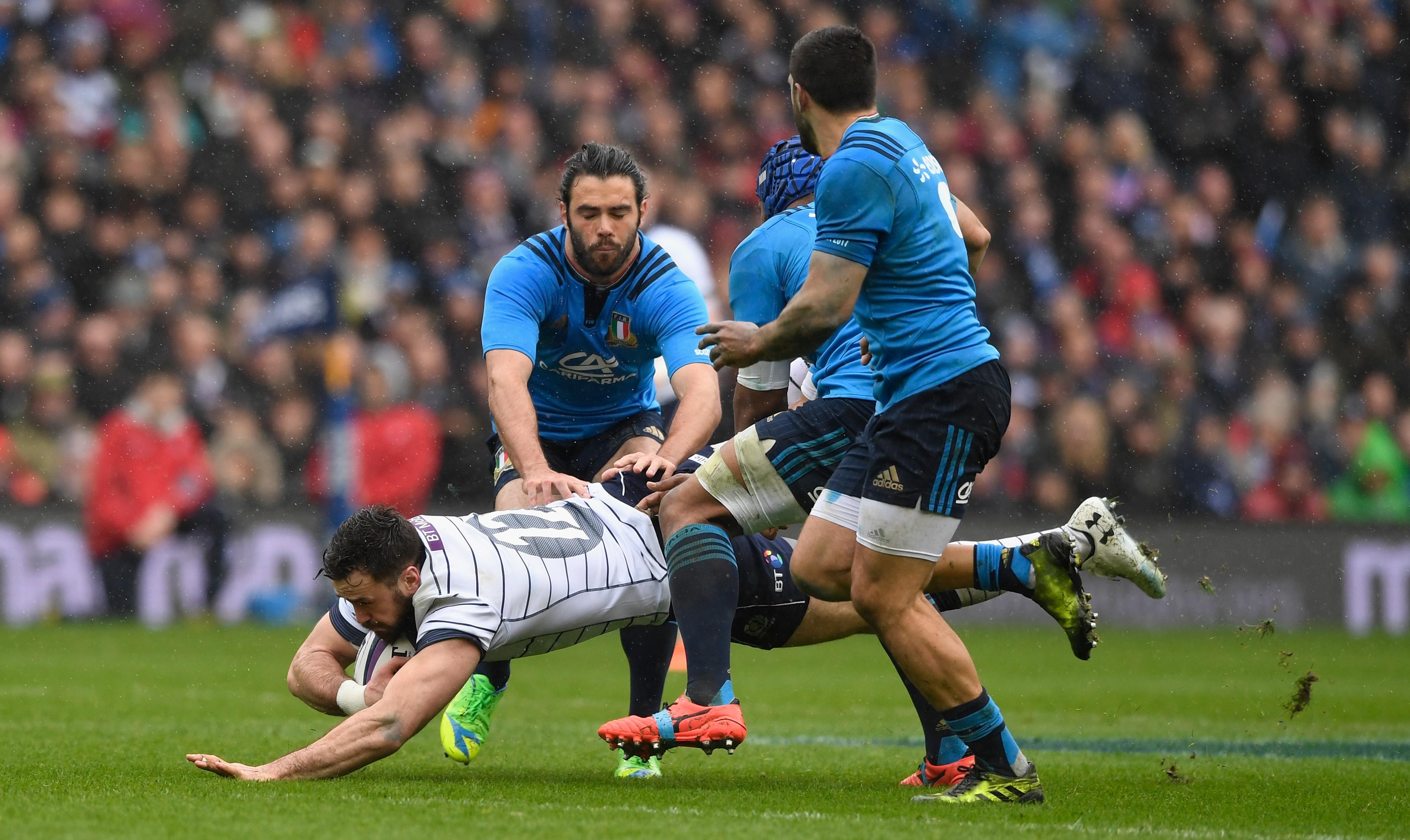 I ruoli e il campo da rugby