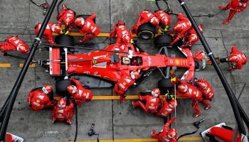 Formula 1, pneumatici e macchine