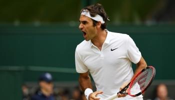 Wimbledon 2017, largo a re Federer