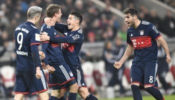 Bayern-Besiktas, tedeschi pronti ad ipotecare i quarti di finale