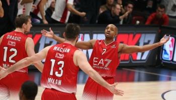 Olimpia Milano-Trento, continua il testa a testa con Venezia