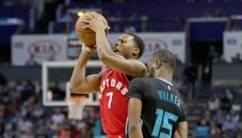 Charlotte-Toronto, i Raptors capolista cercano il pokerissimo di vittorie in fila