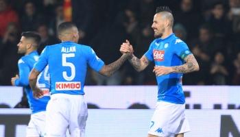 Lazio-Napoli, esordio da brividi per Inzaghi e Ancelotti