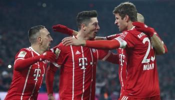 Wolfsburg-Bayern, continua la cavalcata dei bavaresi verso il titolo