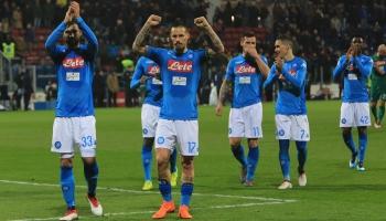 Napoli-Roma, match fondamentale per scudetto e quarto posto