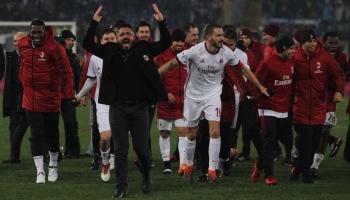 Genoa-Milan, Gattuso prova ad accorciare su Roma, Lazio e Inter