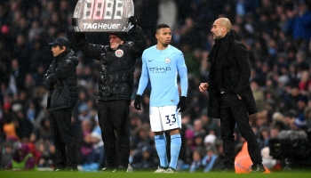 Manchester City-Basilea, spazio dall'inizio a Gabriel Jesus: altra goleada in arrivo?