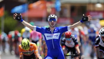 Giro d'Italia, 17ª tappa: possibile poker per Elia Viviani
