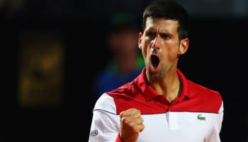 ATP Roma, quarti di finale: la rinascita di Djokovic?