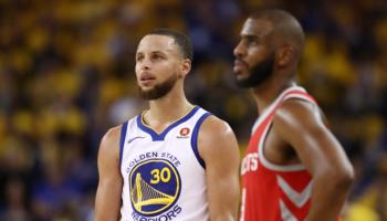Warriors-Rockets gara 4: Houston cerca di dimenticare il -41 e riprendersi il fattore campo