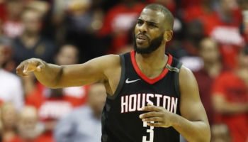 Rockets-Warriors, Gara 7: Chris Paul tiene Houston in ansia