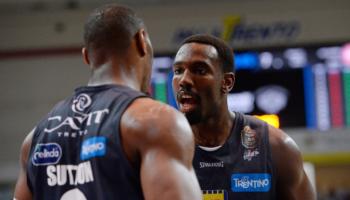 Trento-Olimpia Milano Gara 4: la Dolomiti Energia gioca per il pareggio di serie