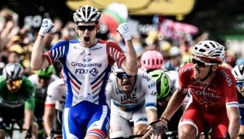 Tour De France 2018, 21ª tappa: tripudio con volata, Demare vuole il bis
