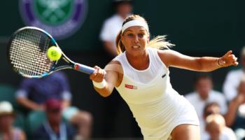 Wimbledon 2018, day 8: Camila può fare lo sgambetto a Serena, sorpresa Cibulkova