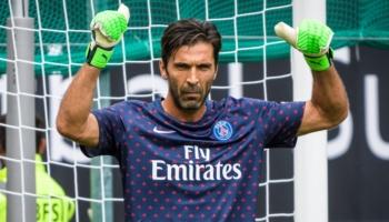 PSG-Caen, Buffon parte con una sfida abbordabile