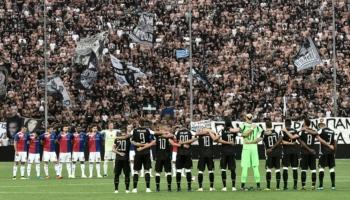 PAOK-Spartak Mosca, i greci cercano la seconda impresa dopo Basilea