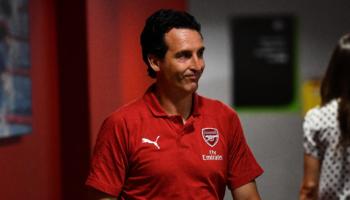 Arsenal-Manchester City, debutto durissimo per Emery