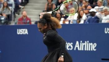 Serena come Zizou: quando i campioni perdono la testa