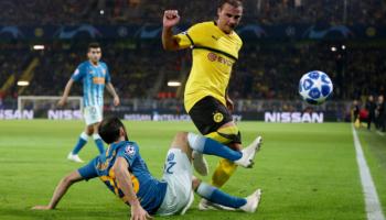 Bortussia Dortmund-Hertha Berlino, continua il momento d'oro dei gialloneri