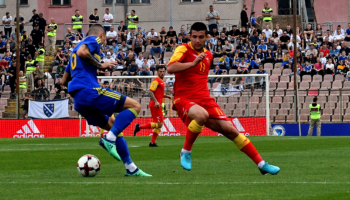 Nations League: Montenegro-Serbia vale la vetta del gruppo