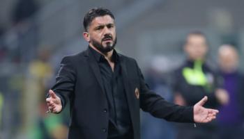 Milan-SPAL: per Gattuso è l'ultima spiaggia