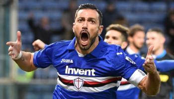 Capocannoniere Serie A: Quagliarella non si ferma più, ma CR7 ora è in testa