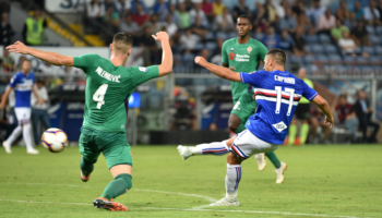 Fiorentina-Sampdoria: sfida da EL, Muriel subito contro una sua ex