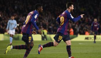 Getafe-Barcellona: Messi pregusta la fuga