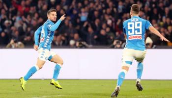 Napoli-Lazio: partenopei rimaneggiati, ma i 3 punti sono d'obbligo