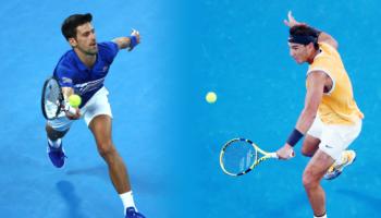 Australian Open, finale uomini: ostacolo Nadal per il terzo Slam in fila di Djokovic