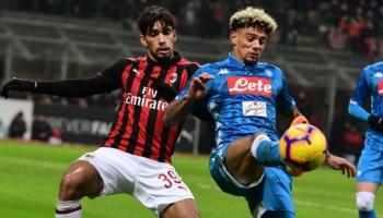 Milan-Napoli: ancora di fronte dopo il nulla di fatto in campionato, ma stavolta il pareggio non basta