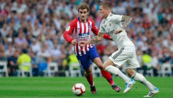Atletico Madrid-Real Madrid: dopo il Clasico ecco il derby per i Blancos