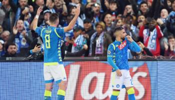 Zurigo-Napoli: partenopei concentrati sull'unico obiettivo rimasto