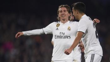 Levante-Real Madrid, i Blancos non possono più sbagliare
