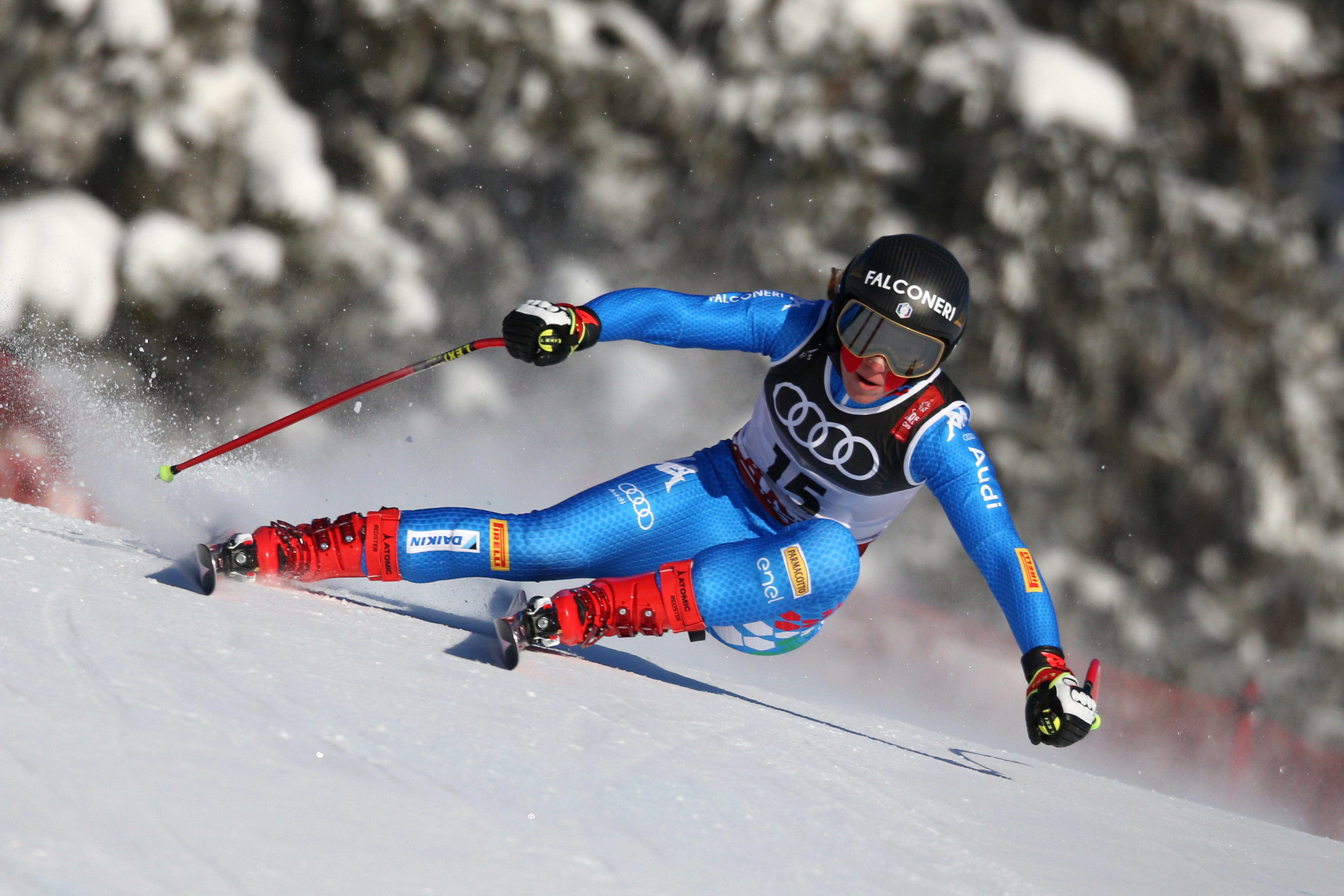 Mondiali Sci alpino: Sofia Goggia può colpire nel SuperG d'addio della Vonn