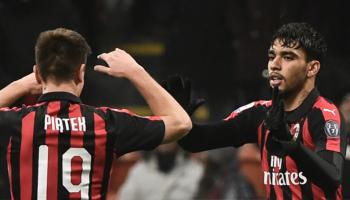 Milan-Empoli, i rossoneri vogliono continuare a correre verso la Champions