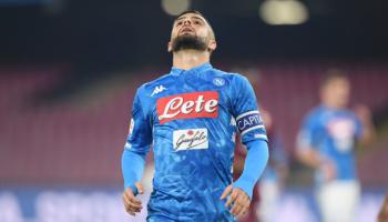 Parma-Napoli, azzurri alla ricerca del gol perduto