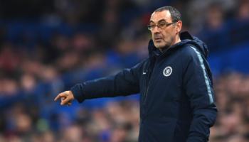 Chelsea-Manchester City, primo trofeo dell'anno e ultima chance per Sarri
