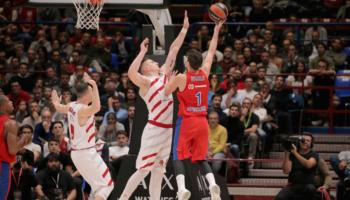 CSKA-Milano, James sfida De Colo in un match tra attacchi super