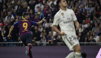 Real Madrid-Barcellona, Merengues con l'incubo di un'altra batosta