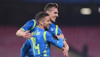 Udinese-Napoli, gli azzurri adesso devono guardarsi alle spalle