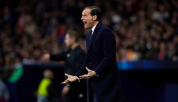 Juventus-Empoli, Allegri vuole una reazione rabbiosa