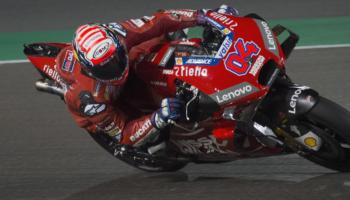 GP Qatar: si riparte ancora da Doha all'insegna di Marquez vs Dovi. E Vale?