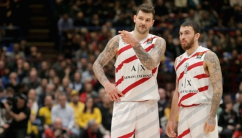 Milano-Olympiacos, chi vince può vedere i playoff