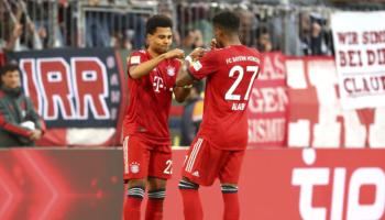 Fortuna Dusseldorf-Bayern, adesso i bavaresi hanno in mano la Bundesliga