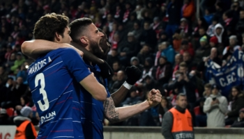 Chelsea-Slavia Praga, i Blues vedono la semifinale
