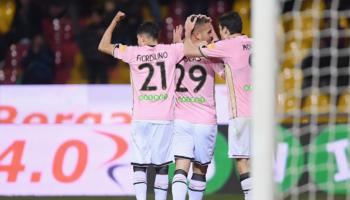 Palermo-Padova, i rosanero pregustano il 2° posto. Veneti quasi spacciati